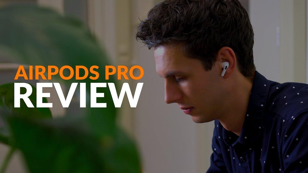 AirPods Pro review: de AirPods-upgrade waar we op hebben gewacht!