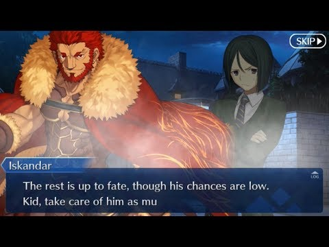 Fate/Grand Order Part 242: To the Greater Grail