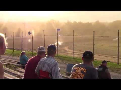 Hummingbird Speedway (6-8-19): BWP Bats Super Late Model Heat Race