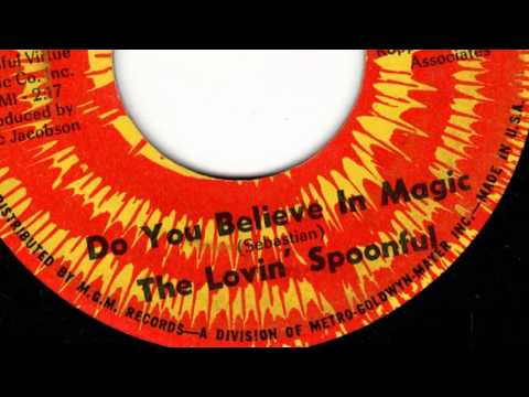 DO YOU BELIEVE IN MAGICTHE LOVIN SPOONFUL NEW ENHANCED VERSION 720P