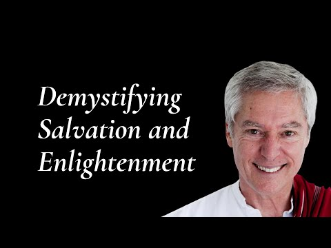 Salvation or Enlightenment? - Dialogue between Buddhism and Christianity: Alan Wallace