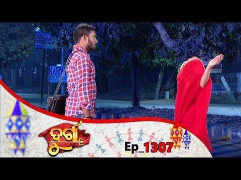 Durga | Full Ep 1307 | 14th Feb 2019 | Odia Serial - TarangTV thumbnail