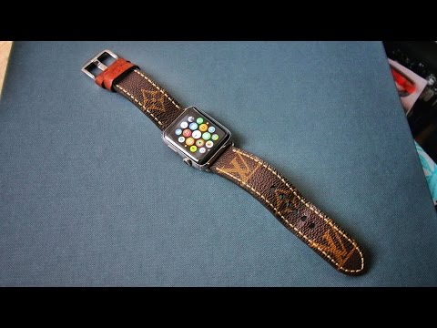 Thumbnail: Louis Vuitton Apple Watch