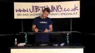 Volume 2, JIBTUNING P-tex Repair Tuning tutorial.