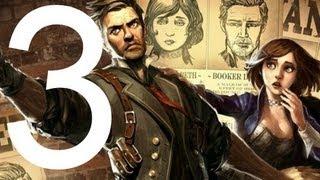 Прохождение BioShock Infinite - Часть 3