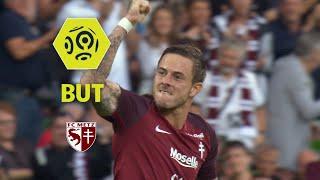 But Nolan ROUX (14') / FC Metz - EA Guingamp (1-3) / 2017-18