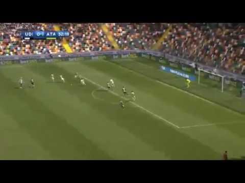 Download Udinese vs Atalanta 1-1 Goal Perica