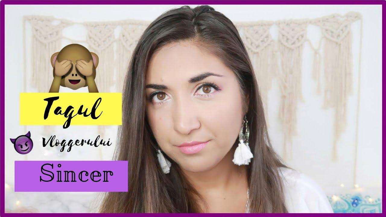 Tagul Vloggerului Sincer   Secretele Elenei