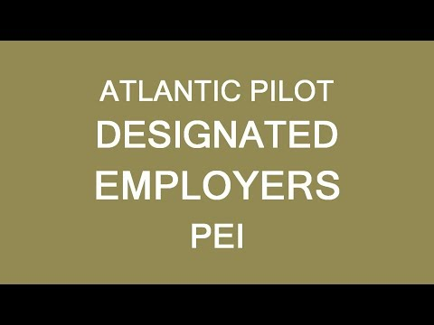 Atlantic Pilot Employers list: Prince Edward Island! LP Group