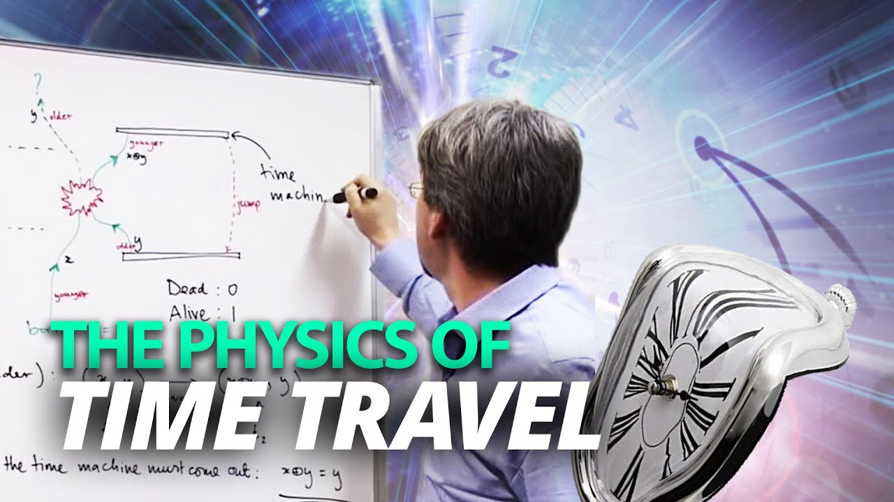 The physics of time travel, by Dr Pieter Kok - YouTube
