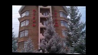 видео Горнолыжный курорт Абзаково