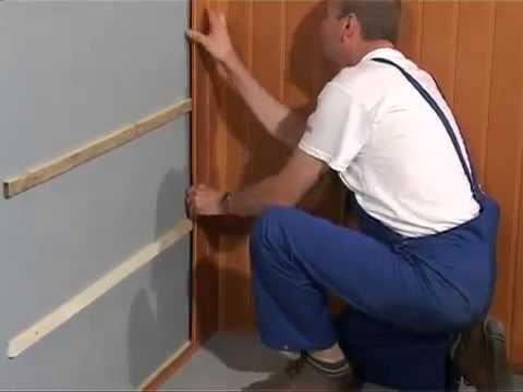 Как правильно крепить стеновые панели к стене