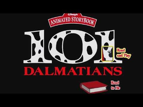 101 Dalmatians: Disney's Animated Storybook - Full Gameplay/Walkthrough (Longplay)