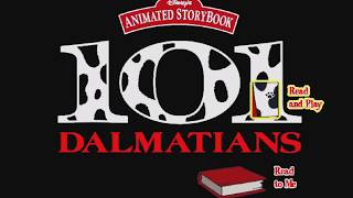 101 Dalmatians: Disney's Animated Storybook - Full Gameplay/Walkthrough (Longplay)