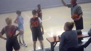 Jingle Jam Webster vs Parkway West tournament game 1 Webster vs Parkway West part 2