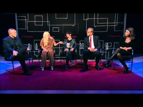 """The Hunting Ground"": Lady Gaga, Diane Warren, Kirby Dick, Amy Ziering 