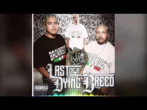 13 Boyz~Last Of A Dying Breed(New2017)