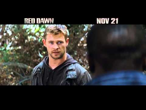Red Dawn Exclusive TV Spot (2012) - Chris Hemsworth - OFFICIAL MOVIE HD