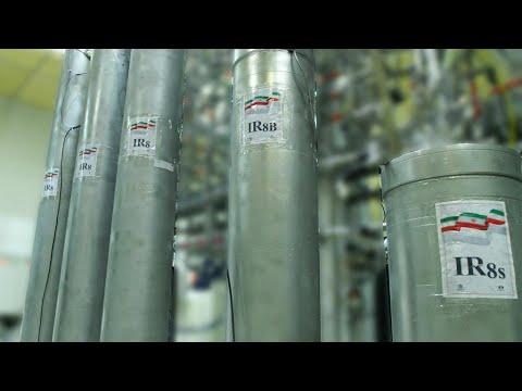 ألمانيا وفرنسا وبريطانيا تدعو إيران إلى وقف أبحاث إنتاج اليورانيوم