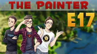 The Painter E17 - Doppia intersezione con St3pny e Vegas