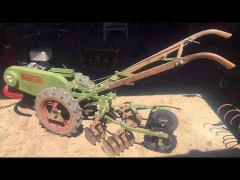 Planet Jr Tractor