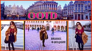OOTD Brussels Belgium (European inspired outfit. Thumbnail