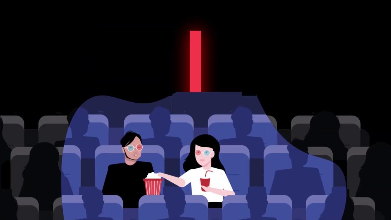 klassisk stil senare lågt pris Cinemeet - Gå på bio tillsammans - YouTube