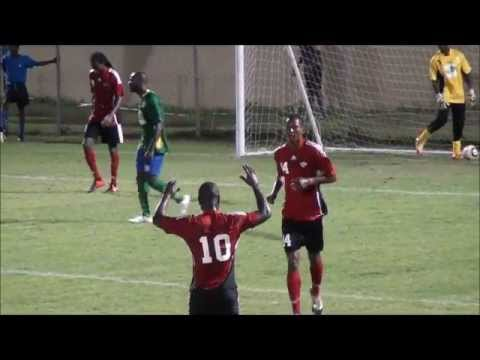 T&T vs French Guiana flash highlights