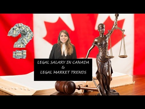 Legal Salary In Canada & Legal Market Trends  Legal Market Series