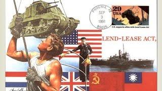 Все о Ленд-лизе и участии США во Второй мировой войне