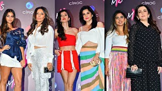 Bollywood Star Kids With Mothers At Mxs Launch