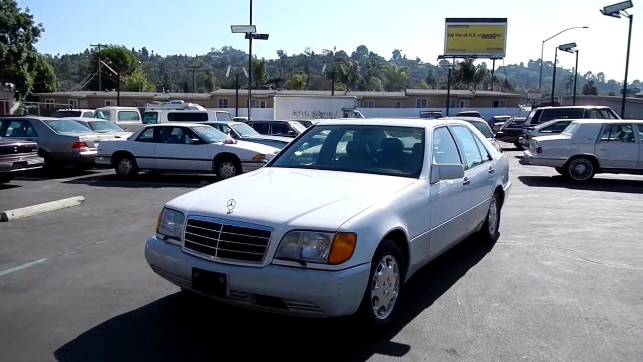 small resolution of 1996 mercede s420 benz