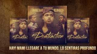 Grupo NEW LEGEND - No distraction ( letra)