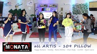 New Monata All Artis - HAPPY ASMARA - SHODIQ - RATNA ANTIKA -JIHAN AUDY - bANtU sUbScRibE Ya... !!!
