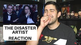 The Disaster Artist Trailer Reaction
