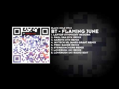 BT - Flaming June (Paul van Dyk Remix)