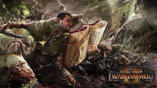 [18+] Шон и Одиночество - Скейвены в TW: Warhammer II стрим 4