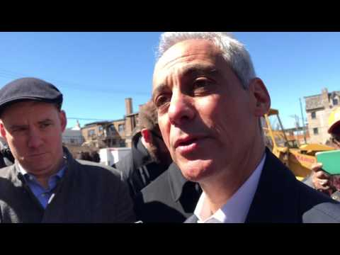 Mayor Rahm Emanuel on the 2018 race for Illinois Governor