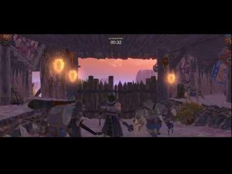 видео: panzar. Игра за паладина