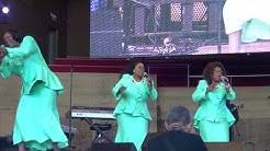 Chicago Gospel Festival 2017-Quartet Singing God's Passe, The Gospel Crusaders, The Stars of Heaven