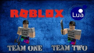 Roblox Scripting | Different Team Weapons