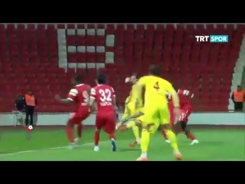 MAÇ ÖZETİ   PTT 1.LİG   10.HAFTA   Balıkesirspor 1-0 Yeni Malatyaspor