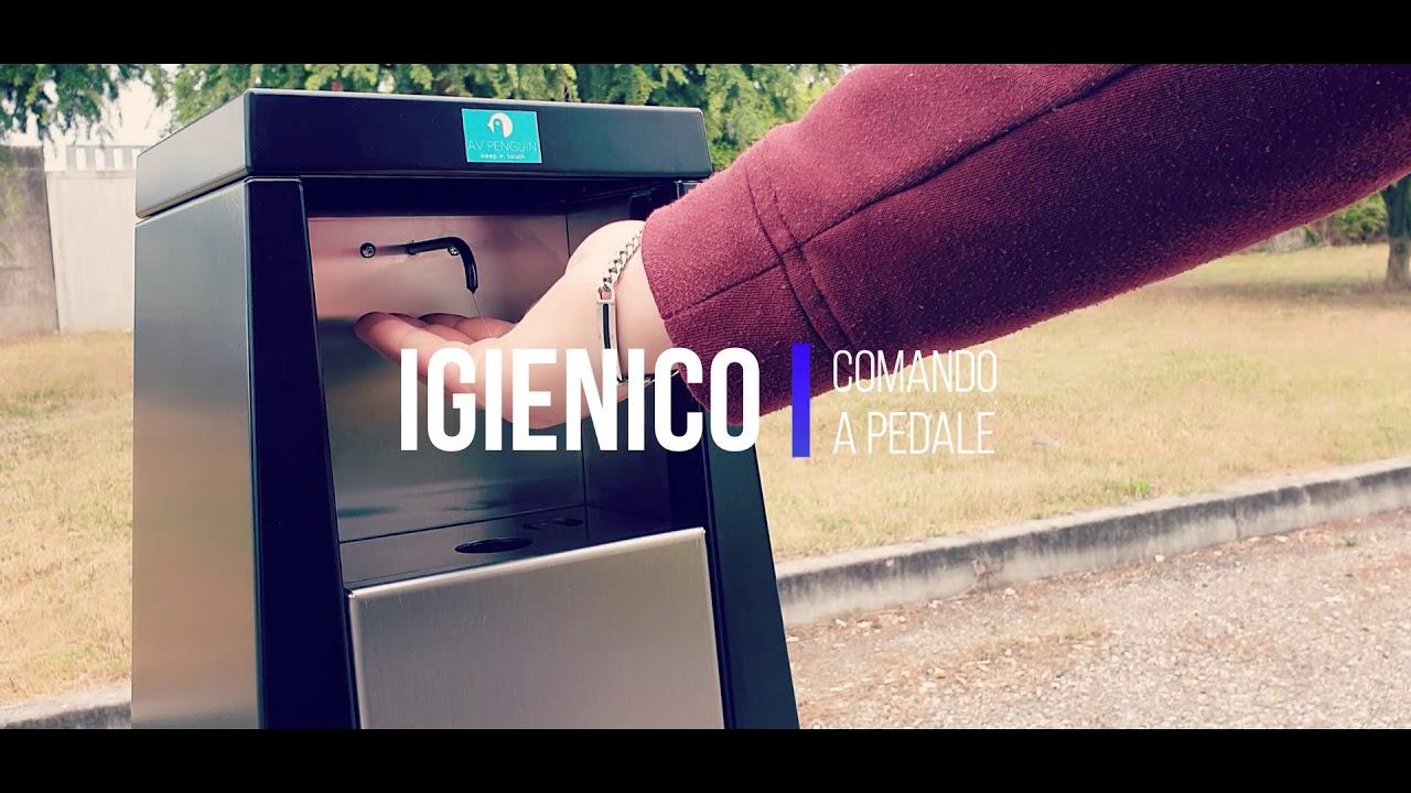 Acciaio + Dispenser Automatico RMG-DISTRIBUZIONE Colonnina piantana Porta Dispenser Gel Guanti Copri Scarpe Cestino