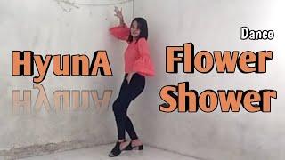 HYUNA (FLOWER SHOWER) Dance || Alifia Salsabilla