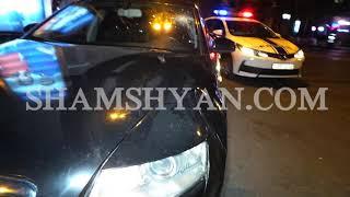 Երևանում 33-ամյա վարորդը ռուսական համարանիշներով Audi-ով վրաերթի է ենթարկել 15-ամյա երեխայի