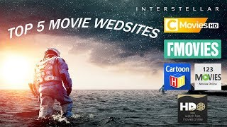 Top 5 Movie Streaming Website Online 2017
