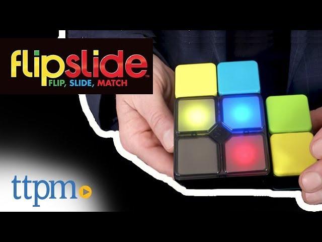 FlipSlide 25254 Multi-Colour Moose