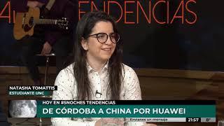 Cuatro estudiantes de Córdoba ganaron una beca en China (parte 3)