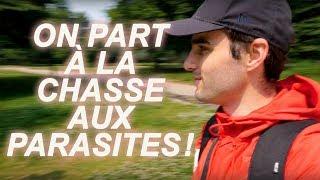 ON PART p LA CHASSE AUX PARAS TES