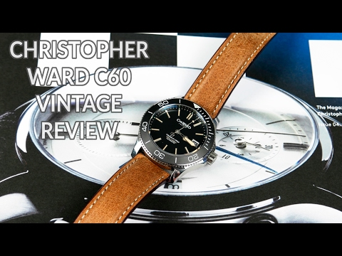Christopher Ward C60 Trident 600 Vintage Review | One of The Best Divers Under $1000!